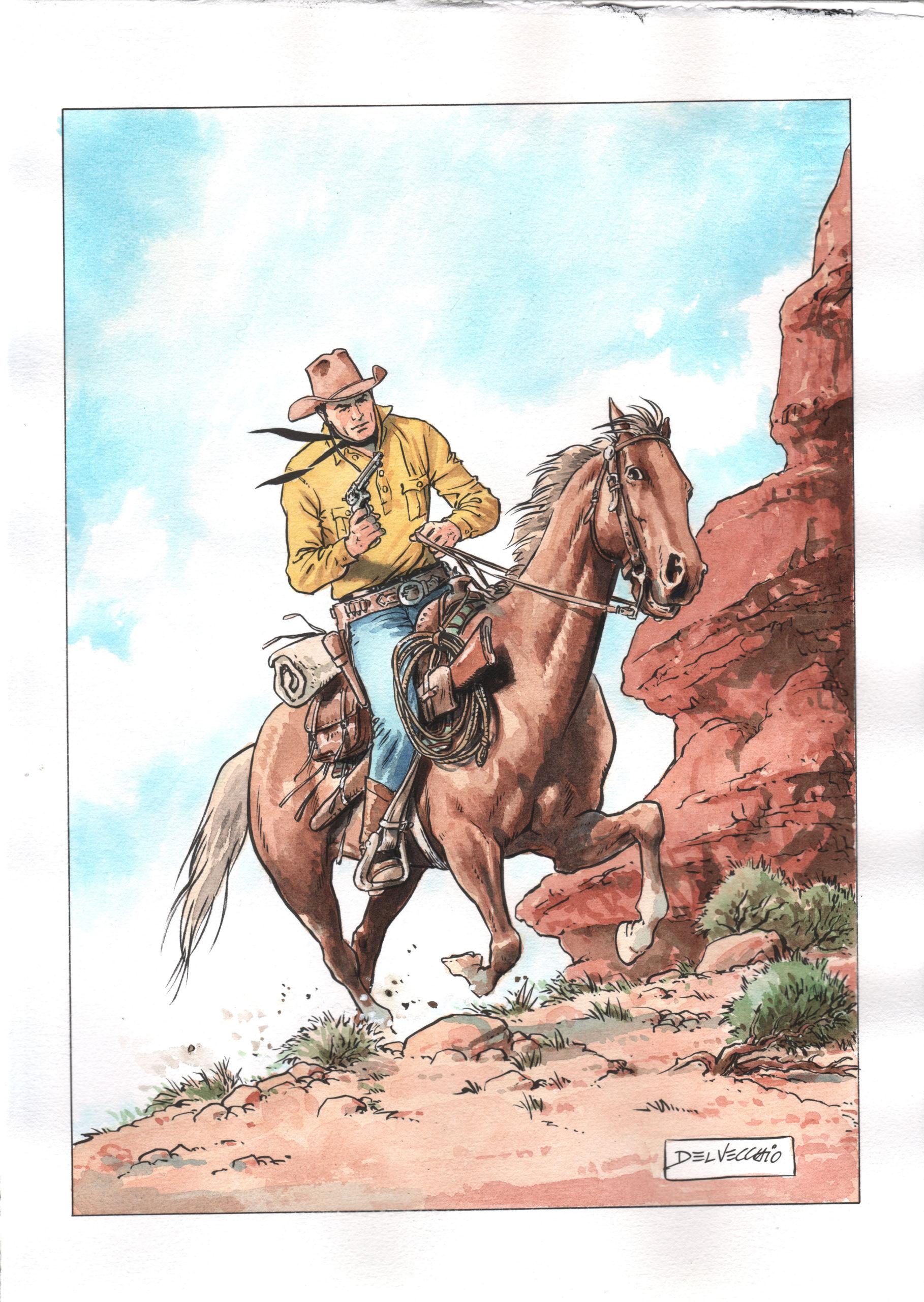 Tex by Pasquale Vecchio (3)