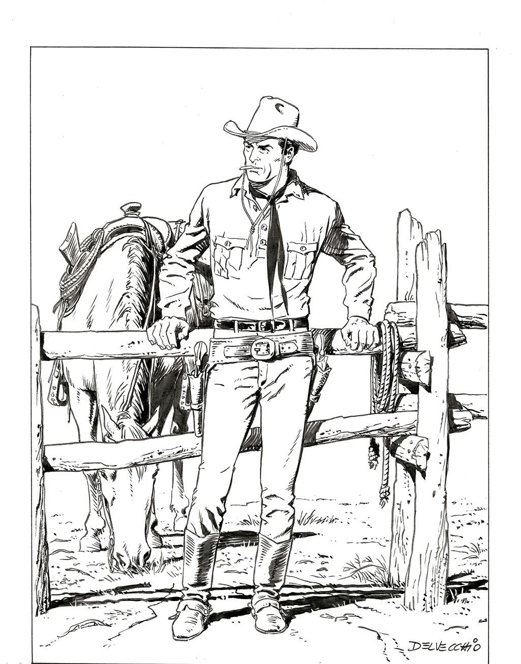 Tex by Pasquale Vecchio (10)