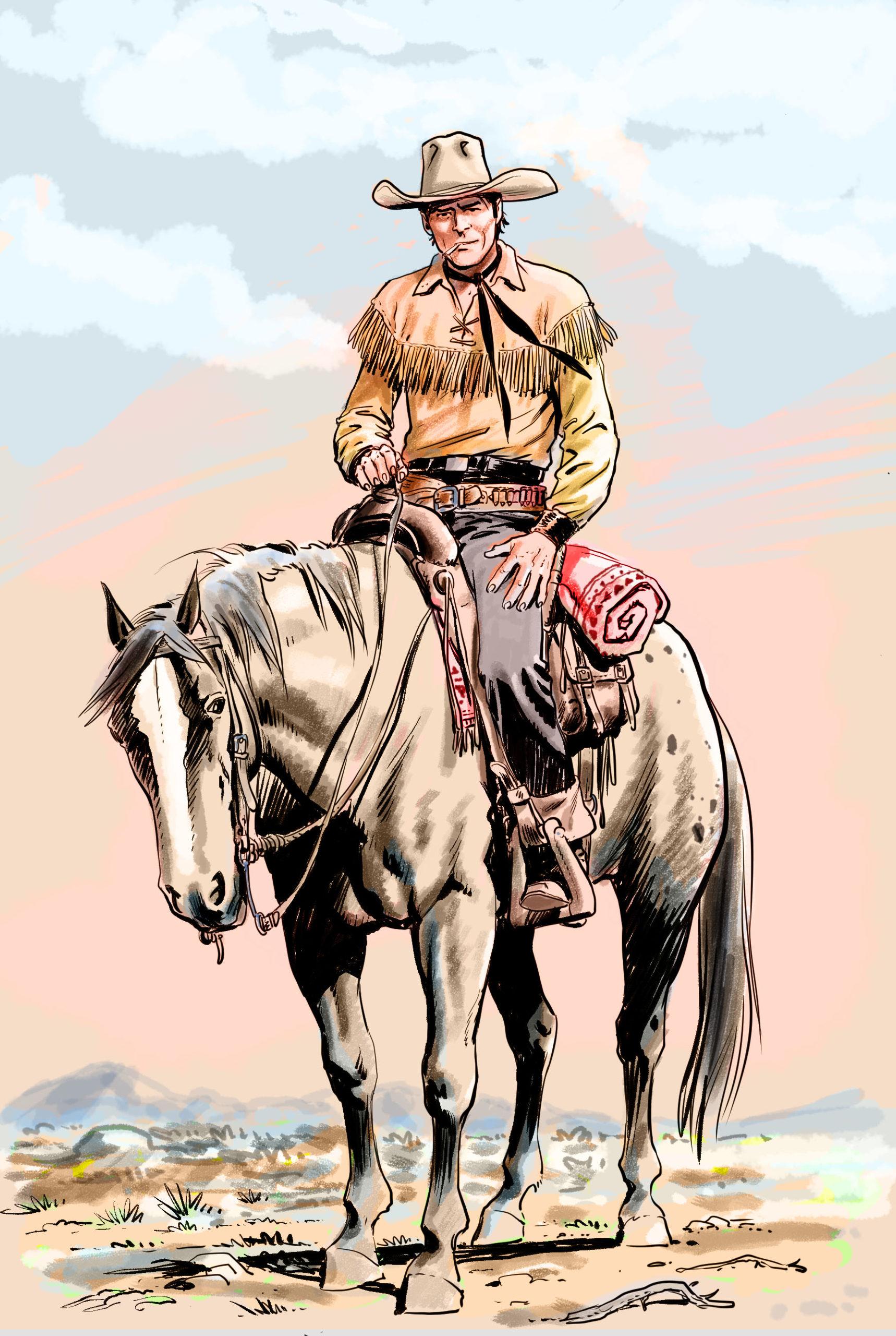 Tex by Pasquale Vecchio (7)