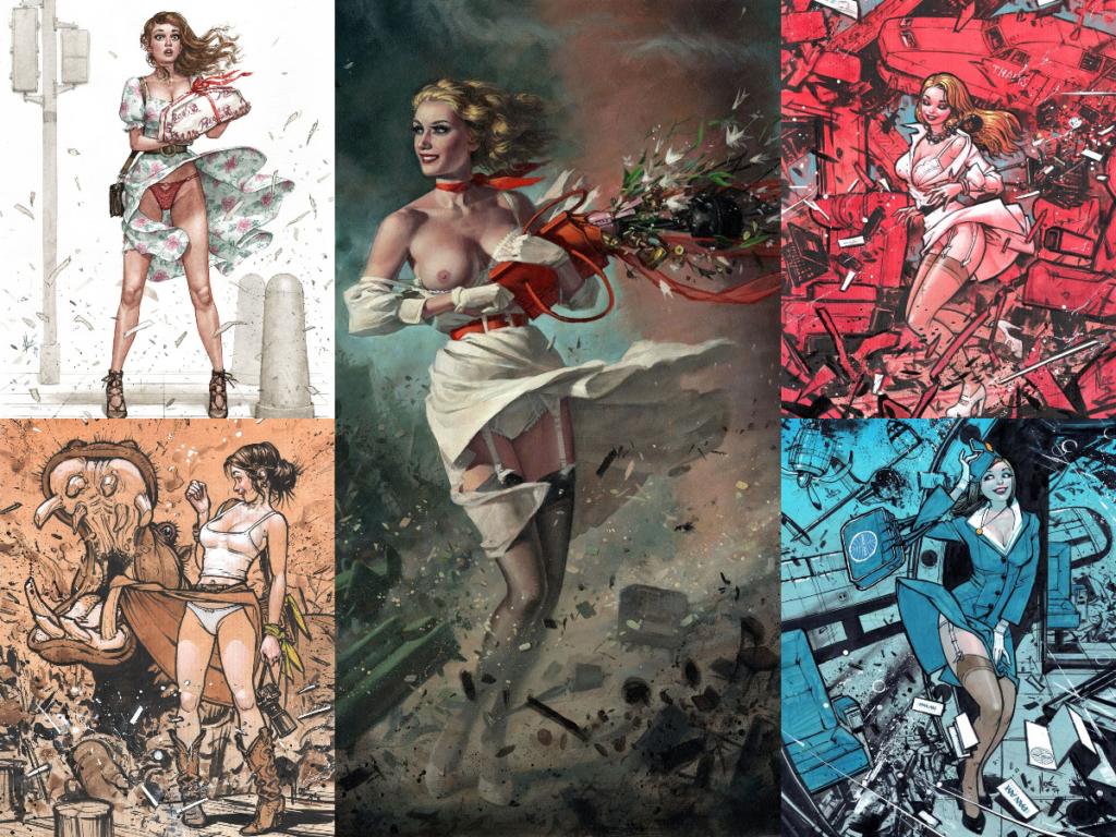 Collage Noé