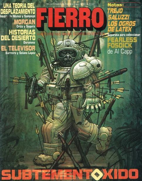 Fierro Magazine
