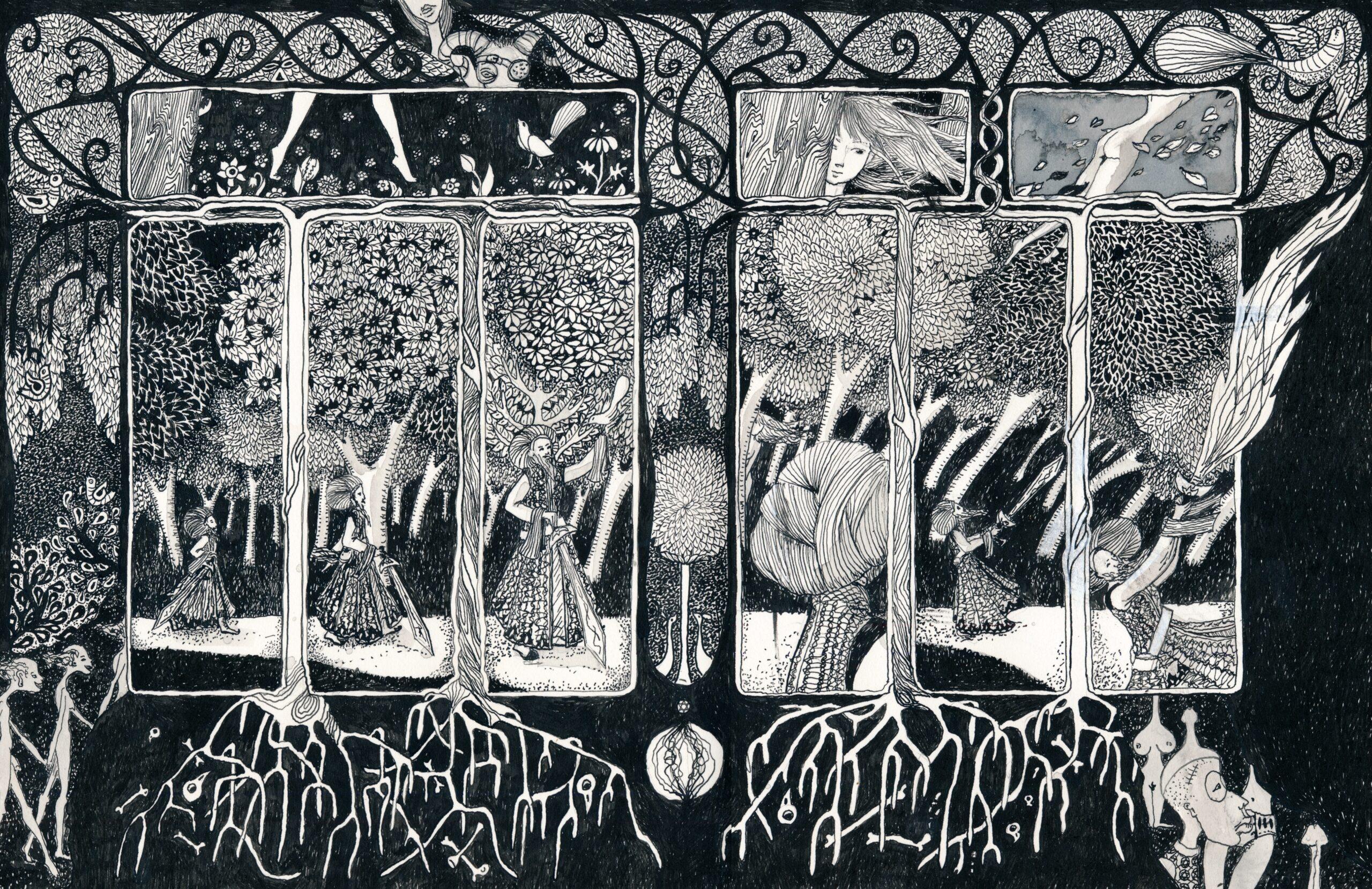 Kiki Klimt 1 scaled