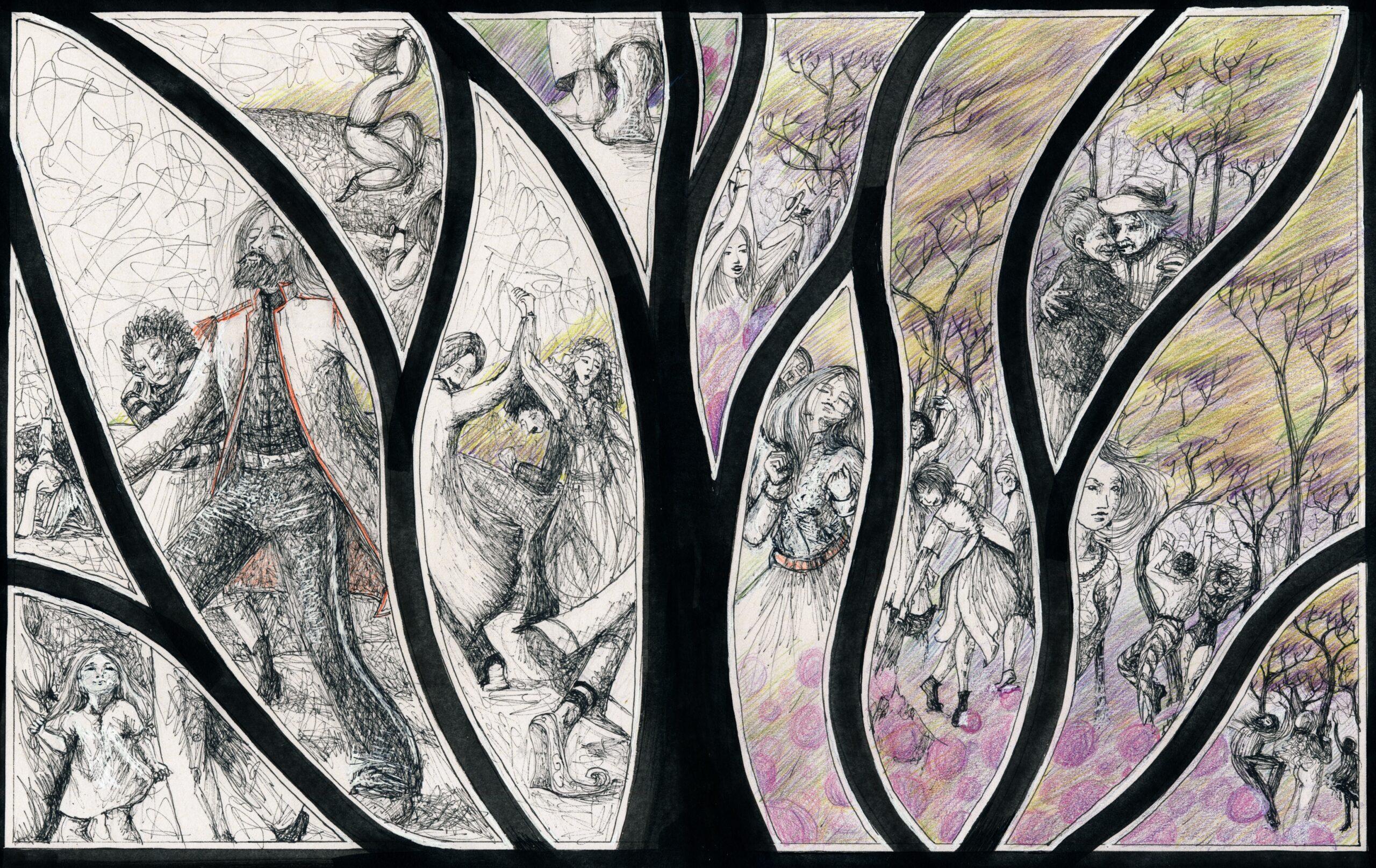Kiki Klimt 4 scaled