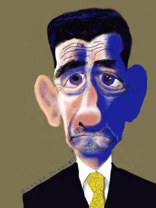 Paul Ryan by Peter Dunlap-Shohl