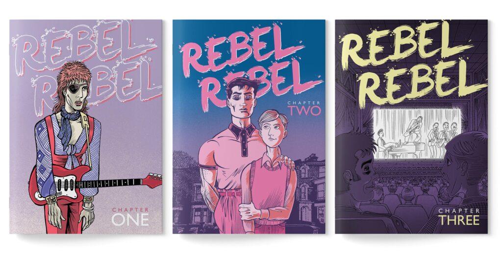 Rebel Rebel Chapters 1 3 1